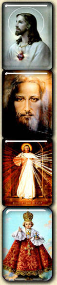 Jesus Christ Prayers Background