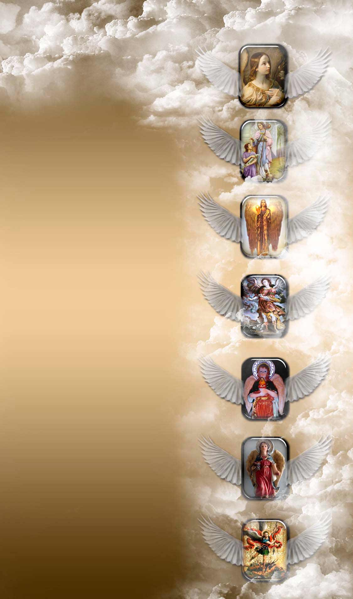 About the 7 Archangels of Heaven  Our Guardians Angels
