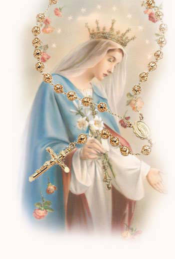 Prayer to Our Lady Of The Holy Rosary